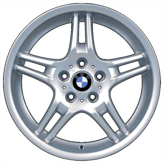 BMW Double Spoke 125 Individual Rims