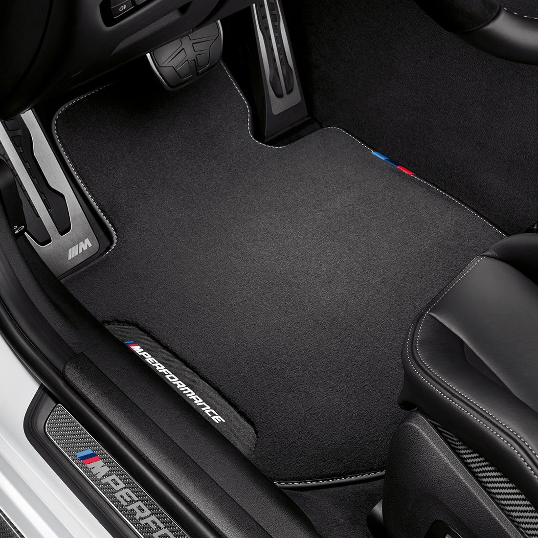 M PERFORMANCE FLOOR MATS