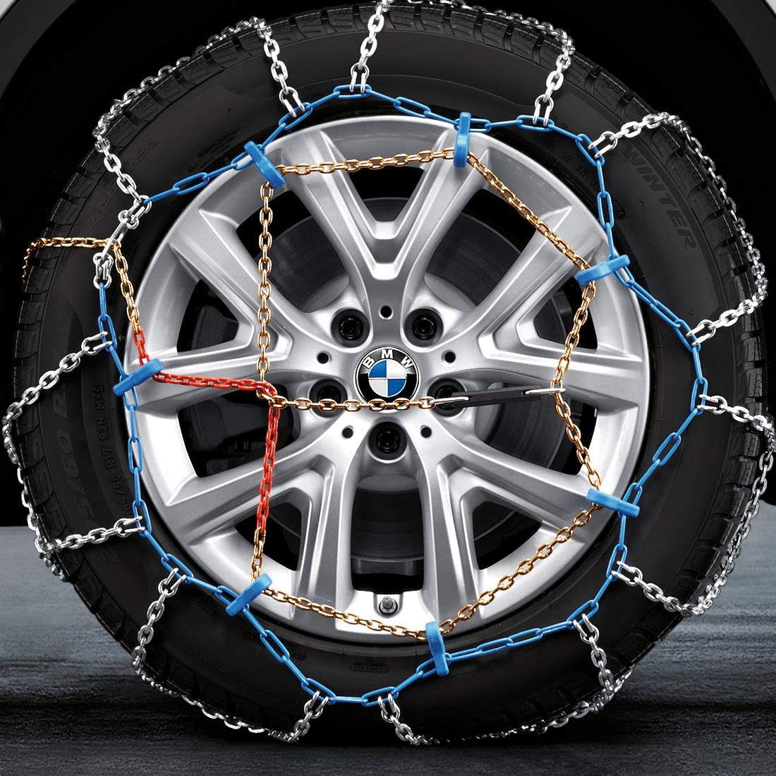 BMW Snow Chain System - 225/501/R17 & 225/55/R16