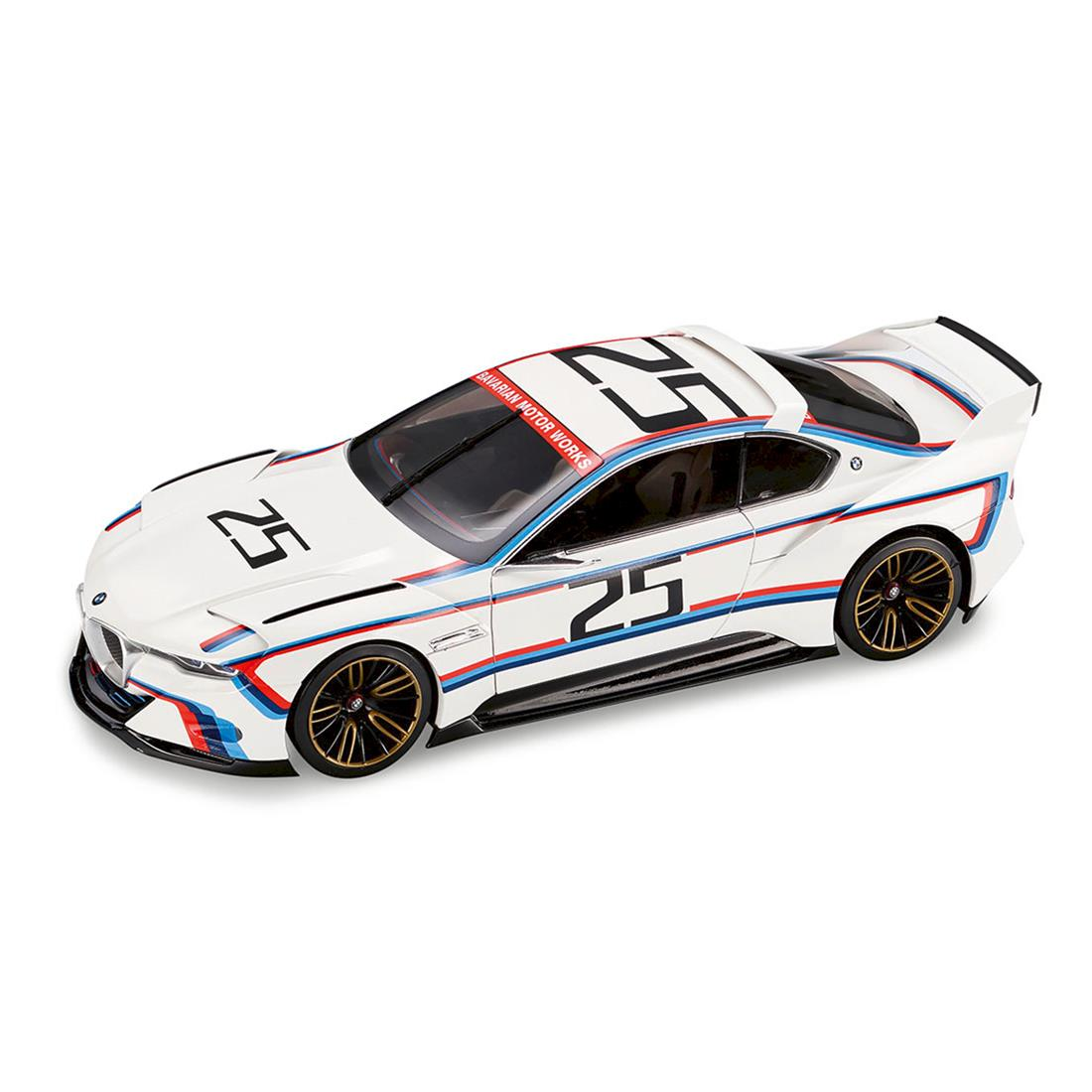 BMW Miniature 3.0 CSL R Homage 1:18
