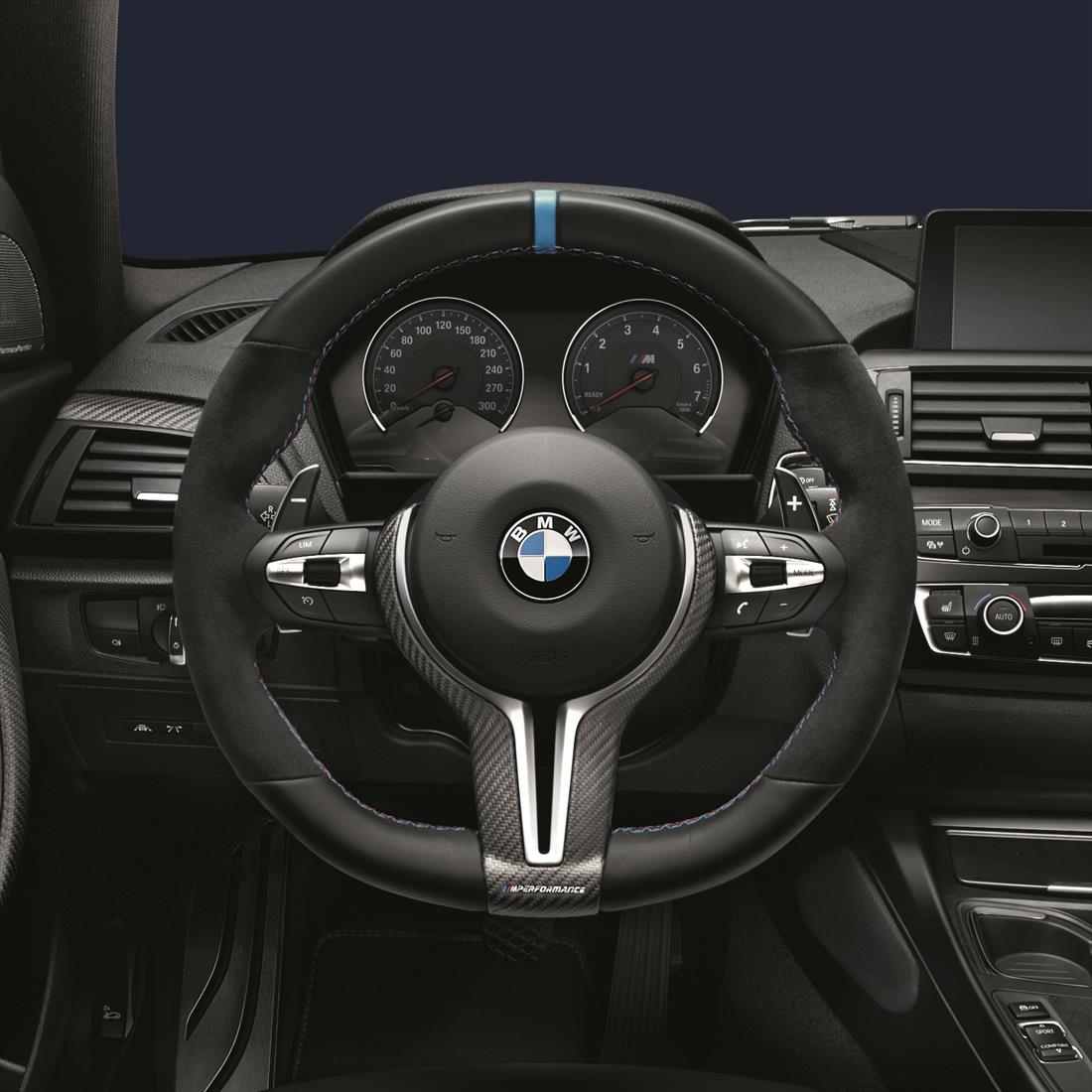 BMW M Performance Steering Wheel Pro