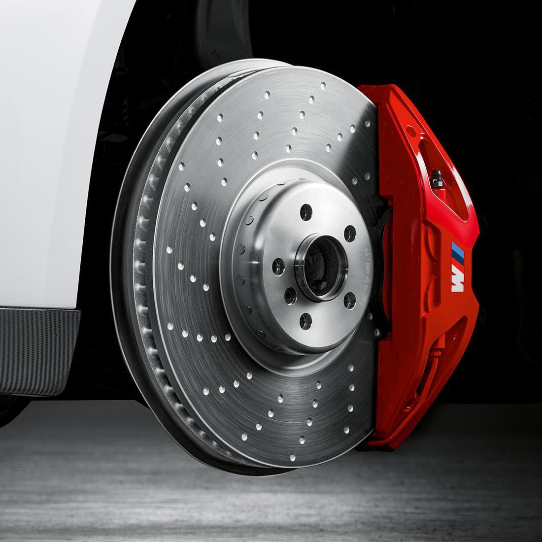 M Performance 17-inch Brake disc rear