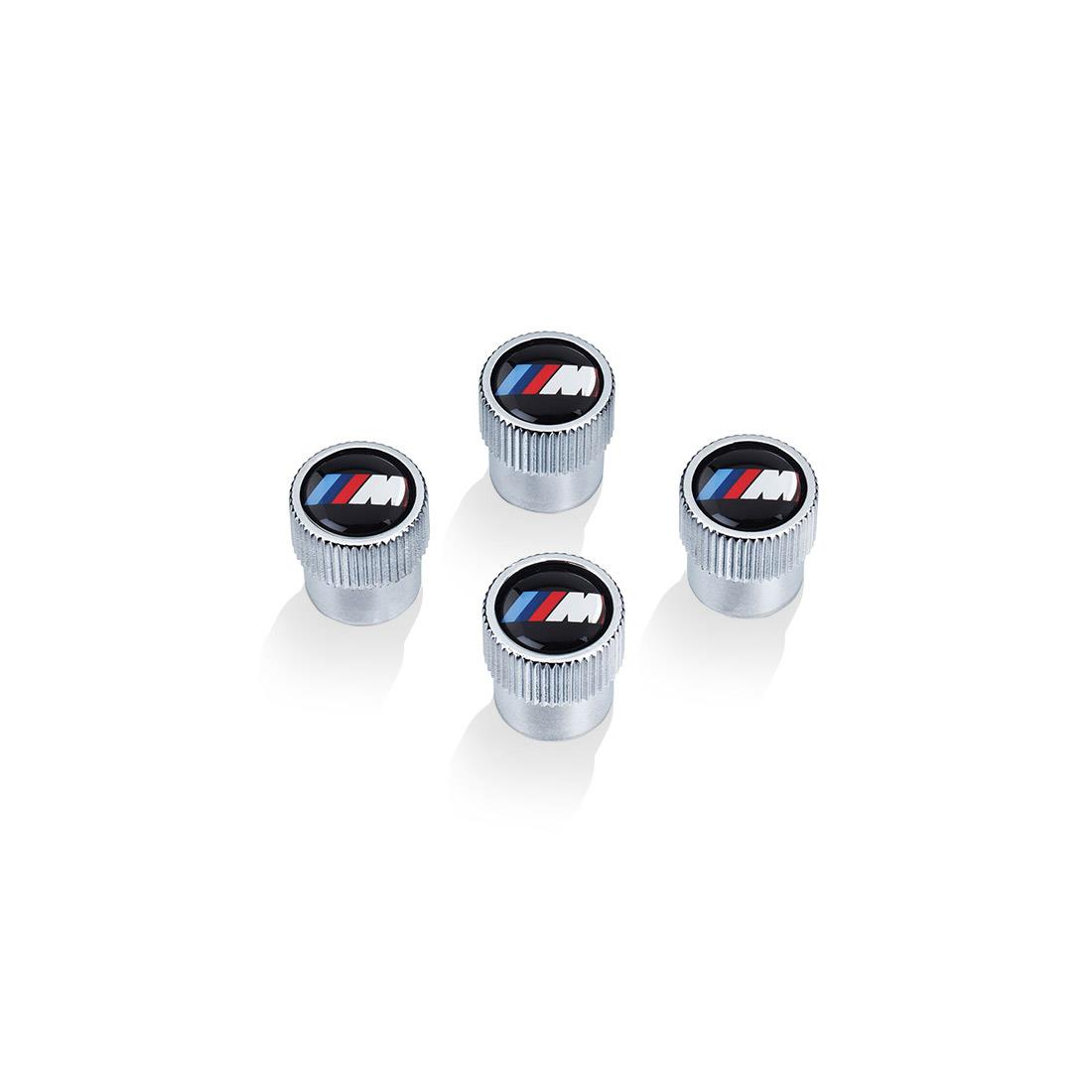 BMW M Logo Valve Stem Caps