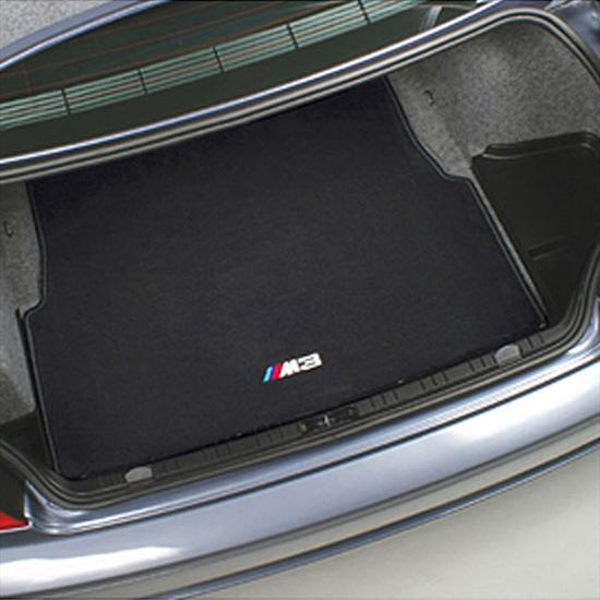 BMW M3 Embroidered Trunk Mat
