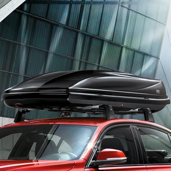 BMW Roof box 520 Black/Titan Silver