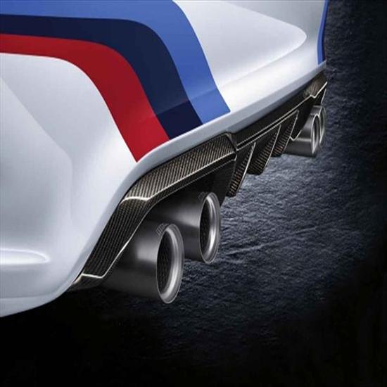 BMW M Performance Carbon Fiber Rear Diffusor