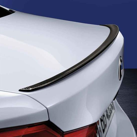 BMW M Performance Rear Spoiler - Carbon Fiber