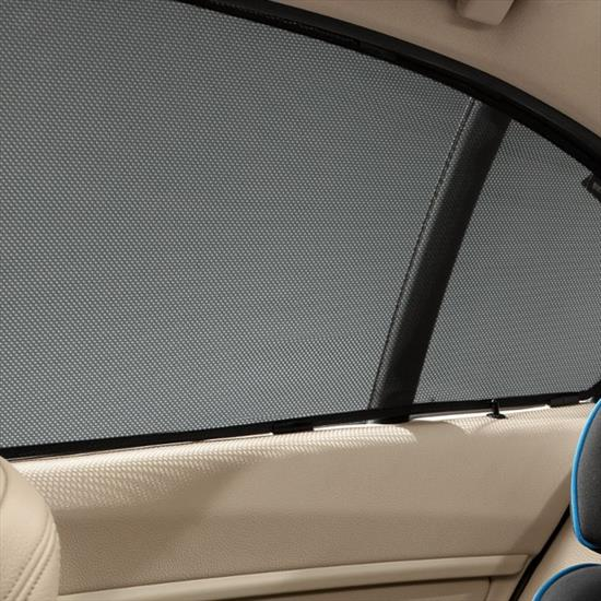 BMW Side Window Sun Blind