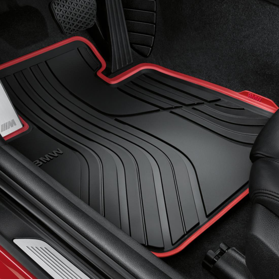 BMW All Weather Floor Mats - Sport Line