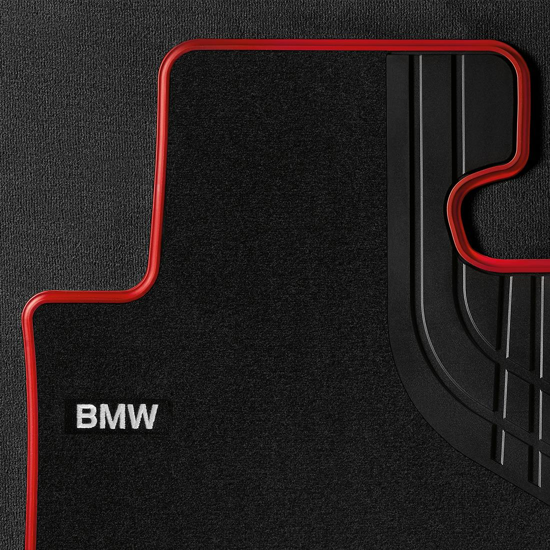 BMW Carpeted Floor Mats - Sport Line