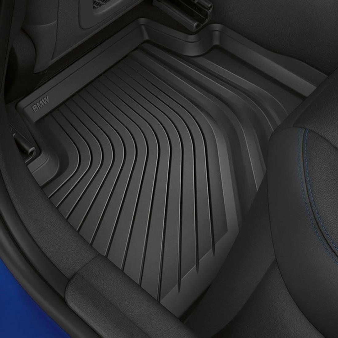 BMW Rubber Floor Liner Sets
