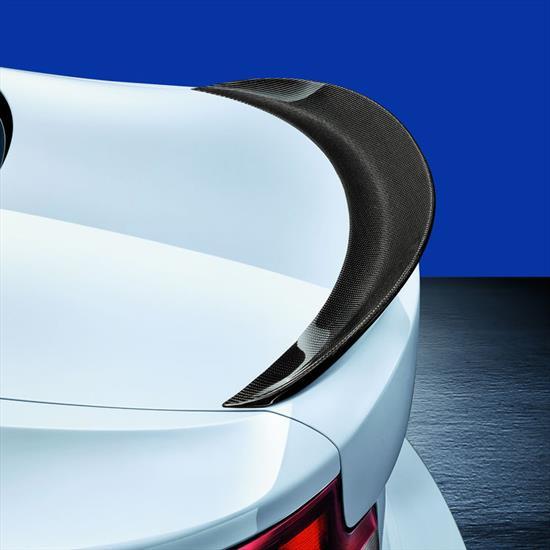 BMW M Performance Carbon Fiber Rear Spoiler