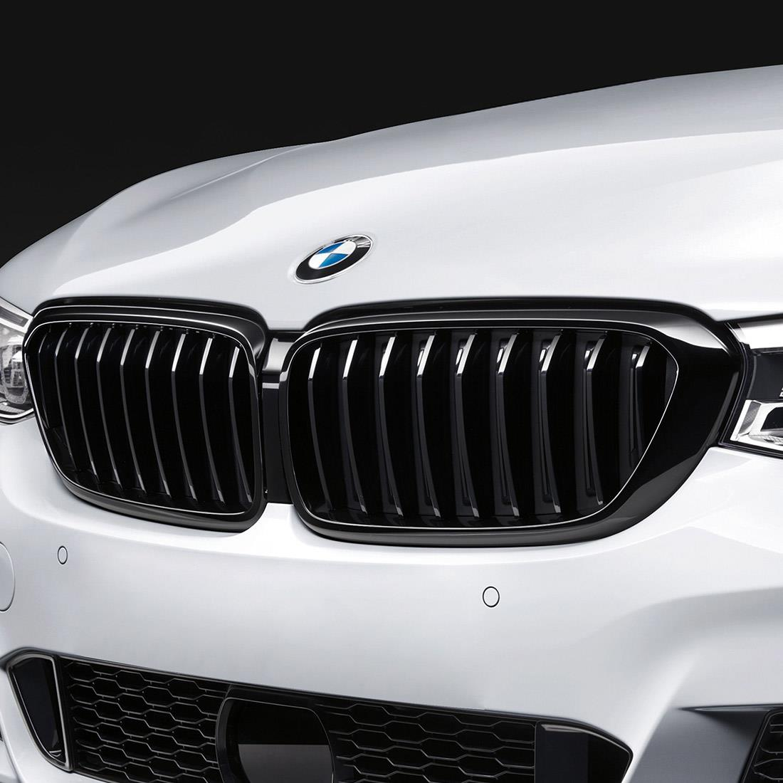 BMW M Performance Black Kidney Grille