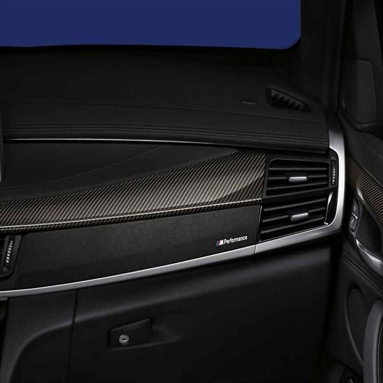 BMW M Performance Carbon Fiber Interior Trim