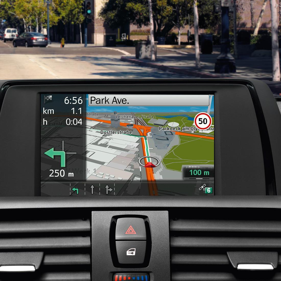 BMW Integrated Navigation Retrofit