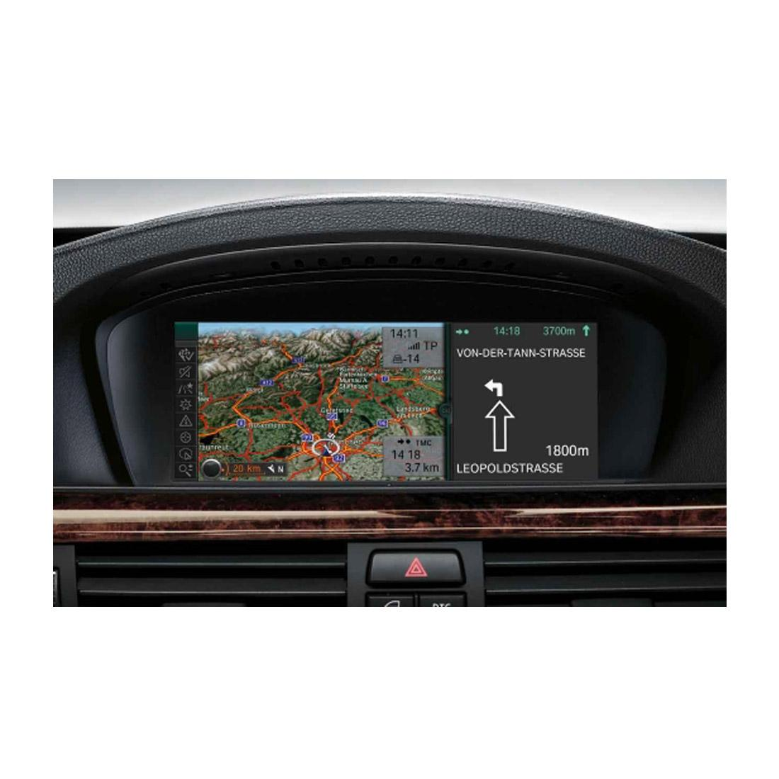 BMW 2017 Entry Nav Navigation System Update