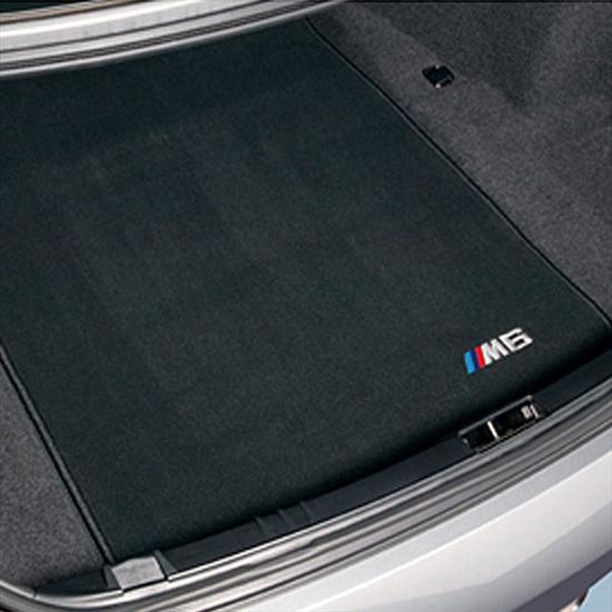 BMW M6 Embroidered Luggage Compartment Mat