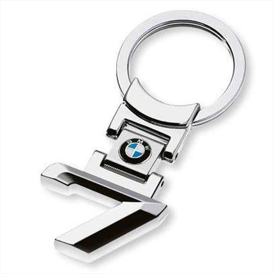 BMW 7 Series Pendant Key Ring