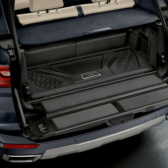 BMW X7 Fitted Luggage Compartment Mat