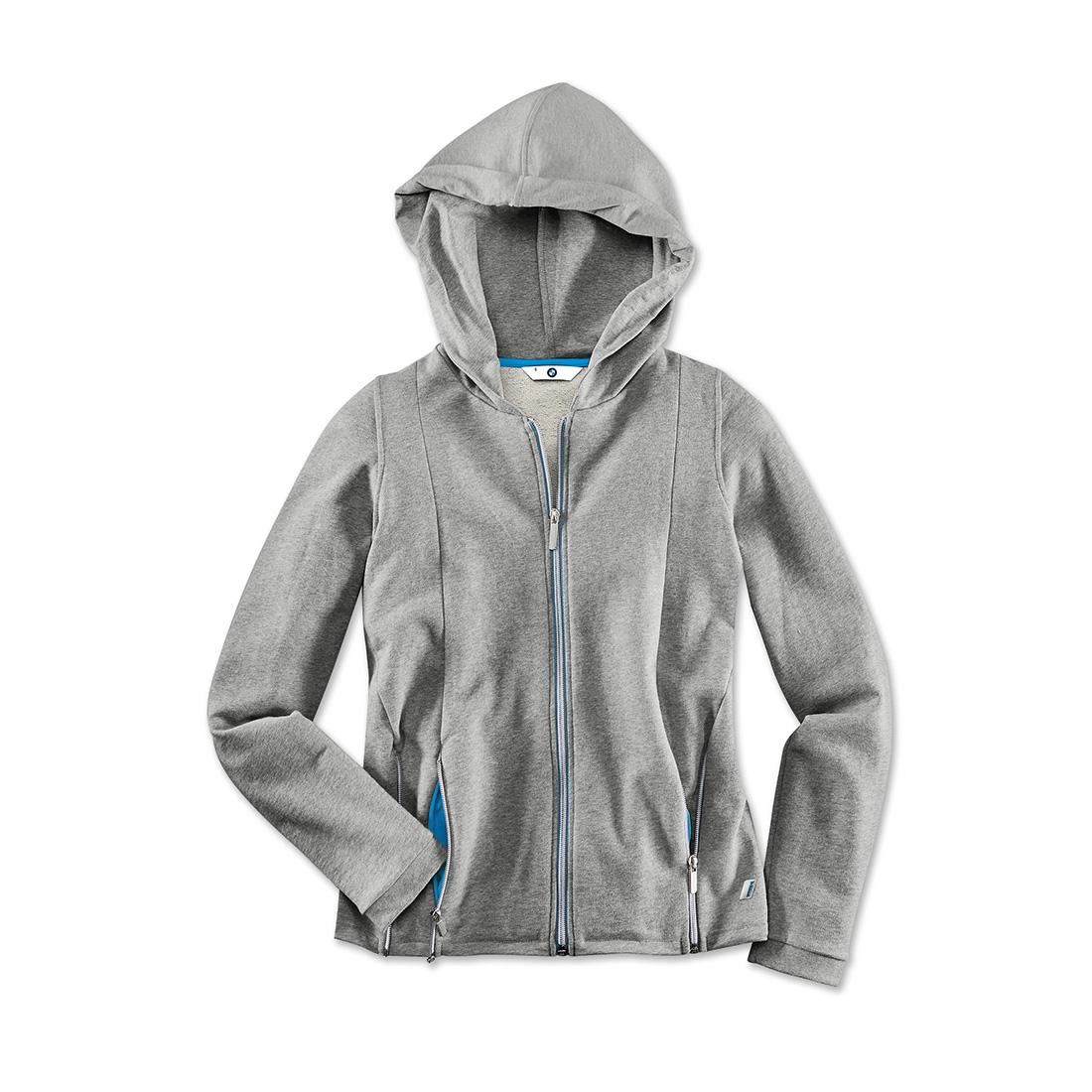 BMW i Ladies' Sweatshirt Jacket