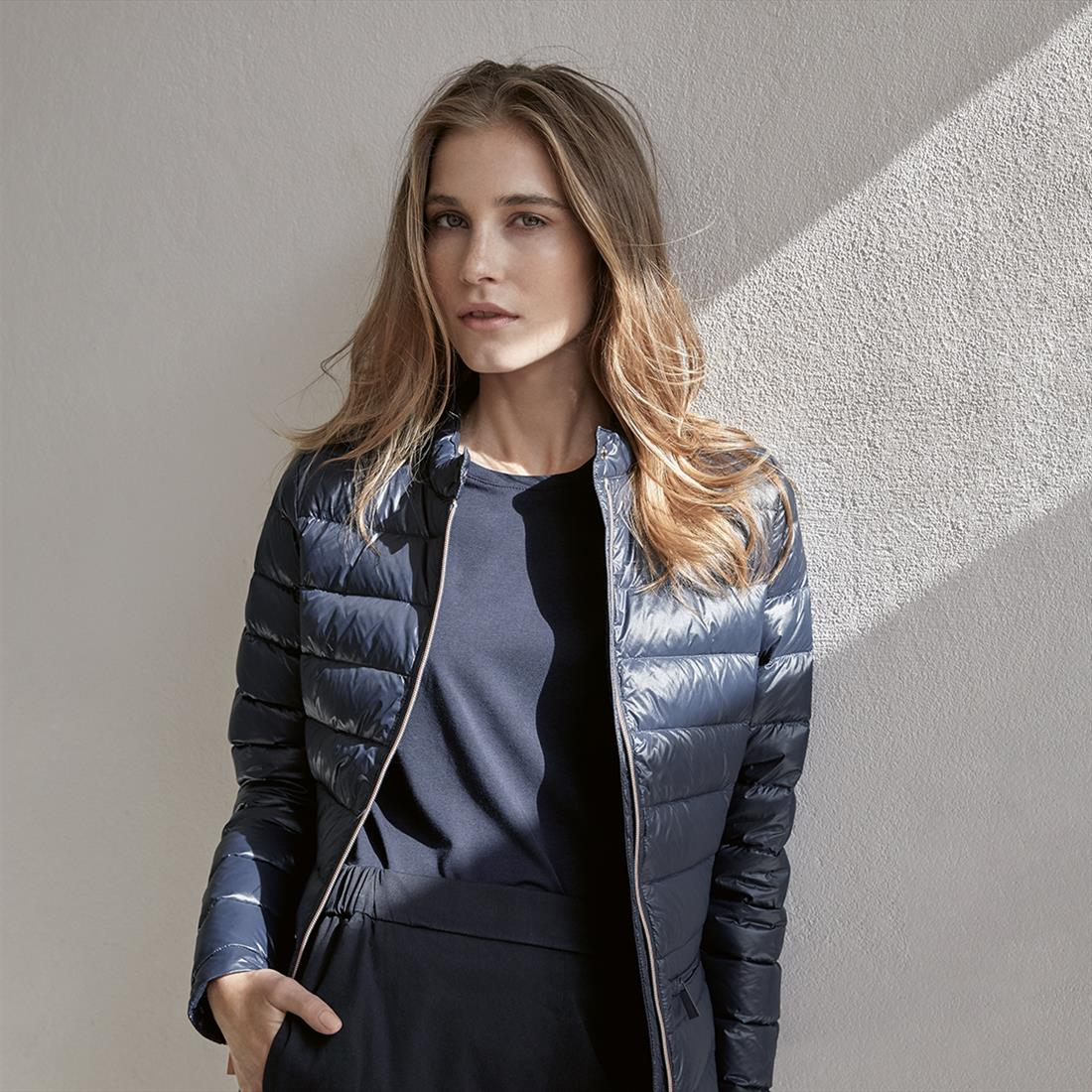 BMW SOFTDOWN JACKET LADIES