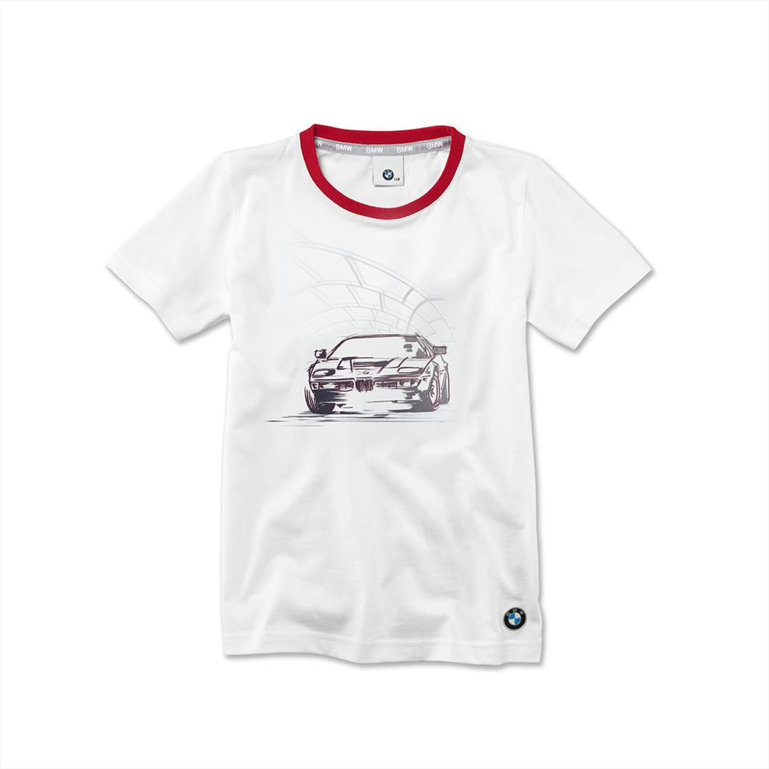 BMW T SHIRT GRAPHIC KIDS