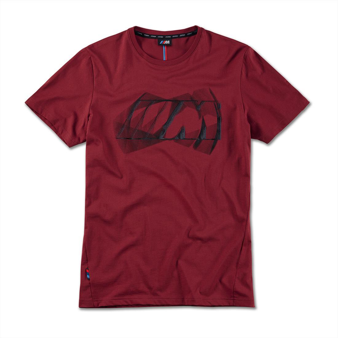 BMW M Mens Logo T-Shirt