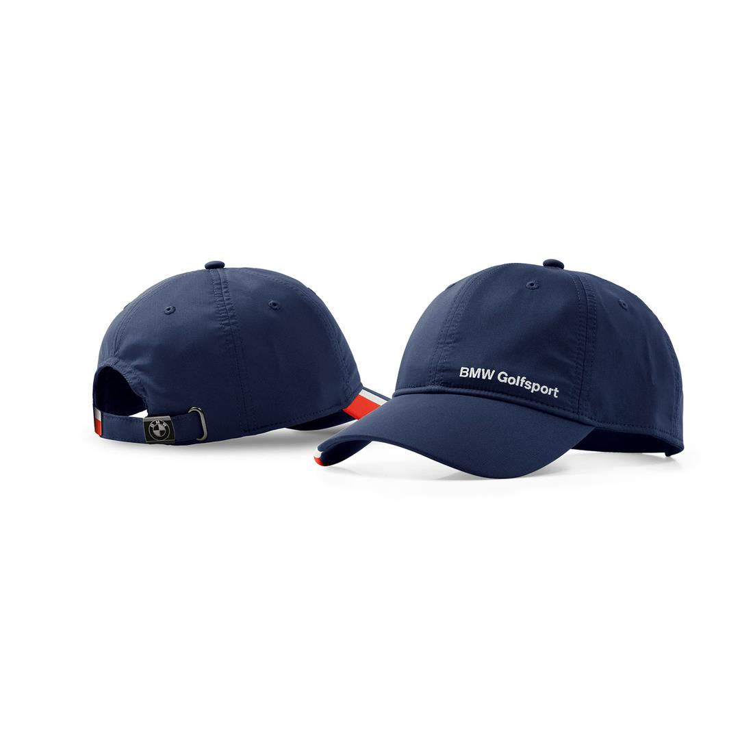 BMW Golfsport Functional Cap, Navy Blue