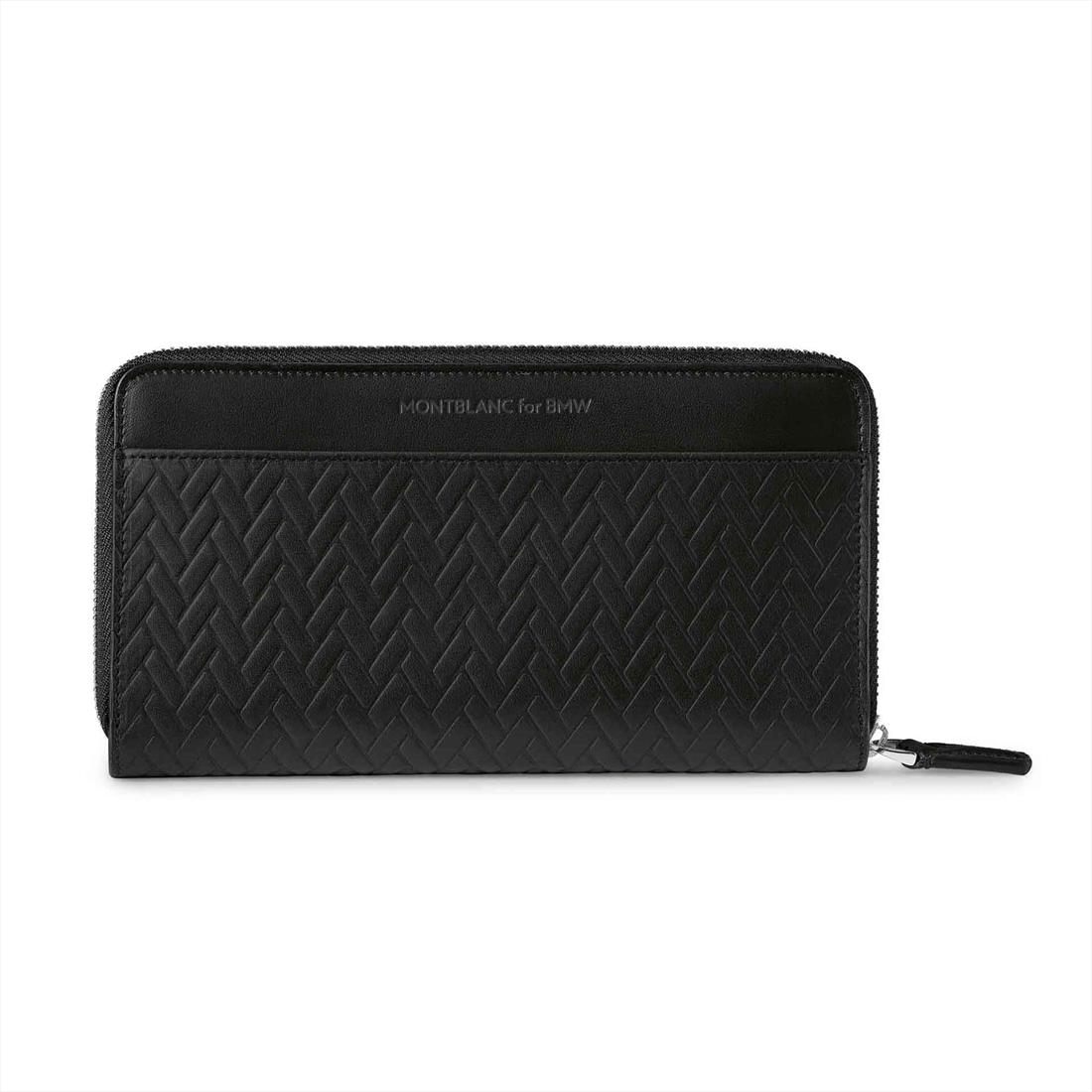 MONTBLANC FOR BMW HORIZONTAL WALLET