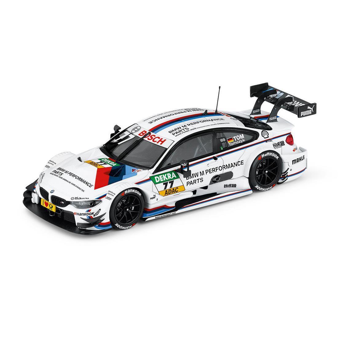 BMW miniature M4 DTM 2016 1:18 - DTM Team BMW M Performance