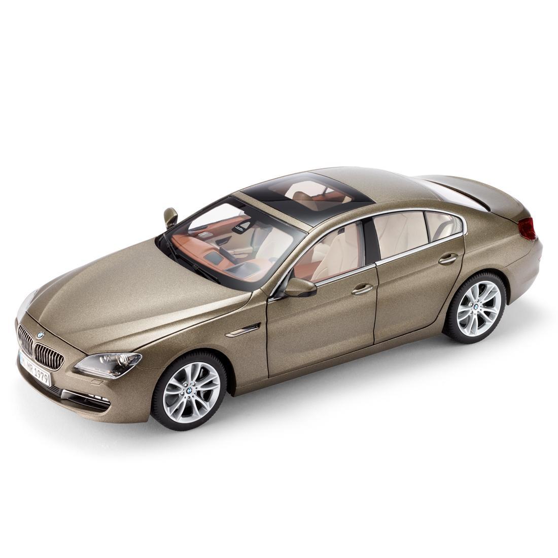 BMW 6 Series Gran Coupé (F06)