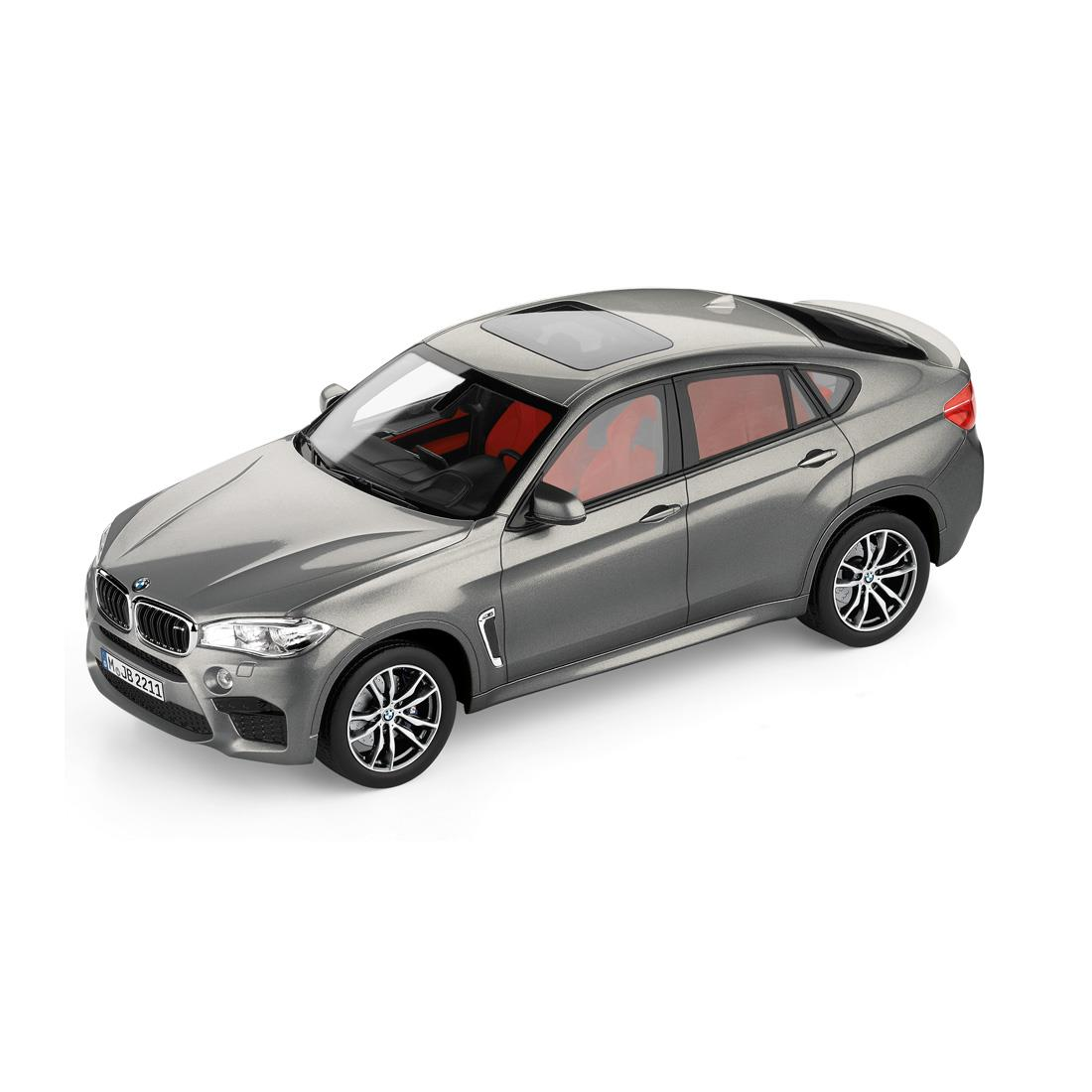 BMW Miniature X6 M (F86) Donington Grey