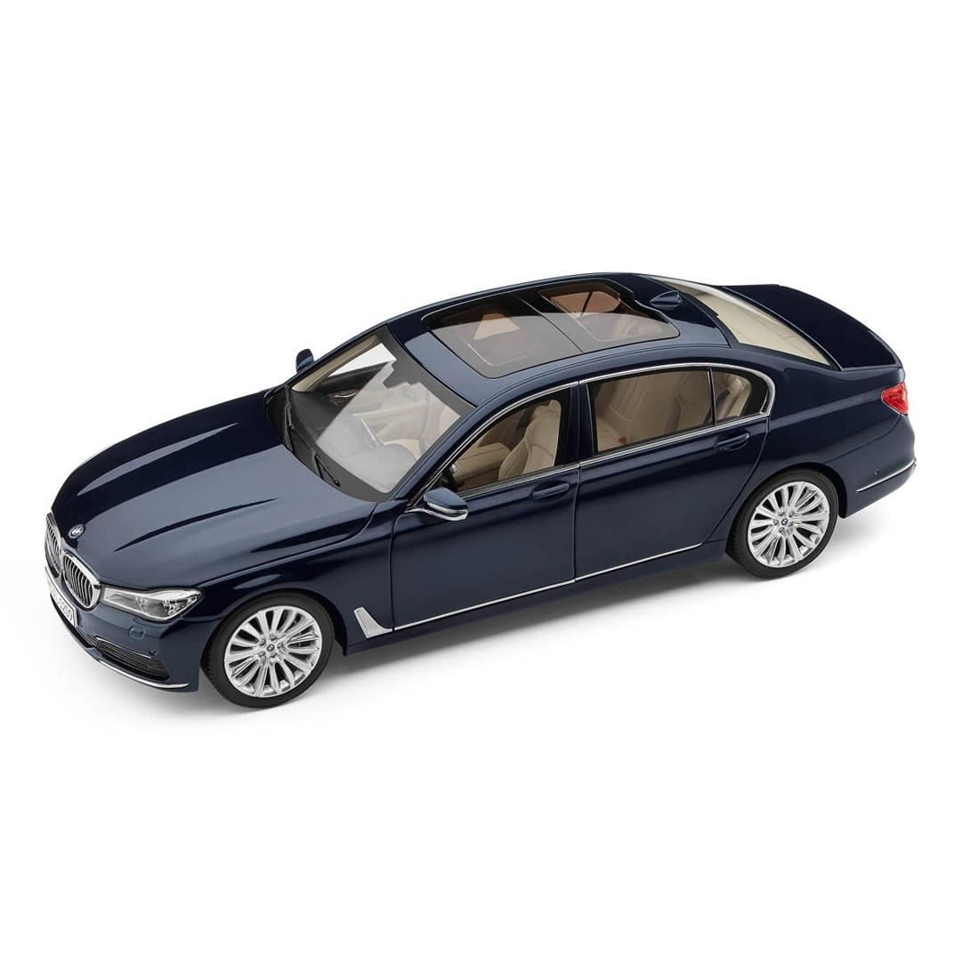 BMW G12 7 Series Long Version Miniature 1:18