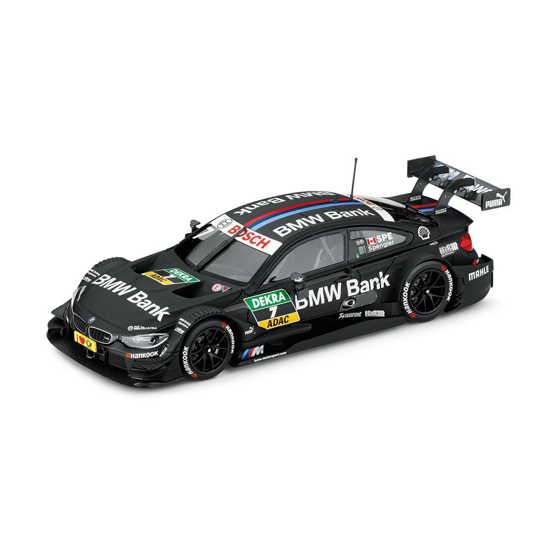 BMW miniature M4 DTM 2016 1:18 – DTM Team BMW Bank