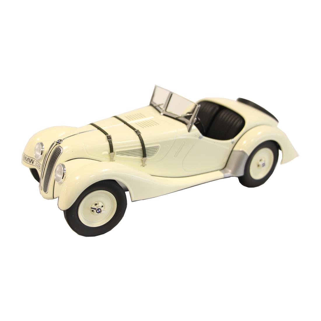 BMW 328 Heritage Collection Miniature White