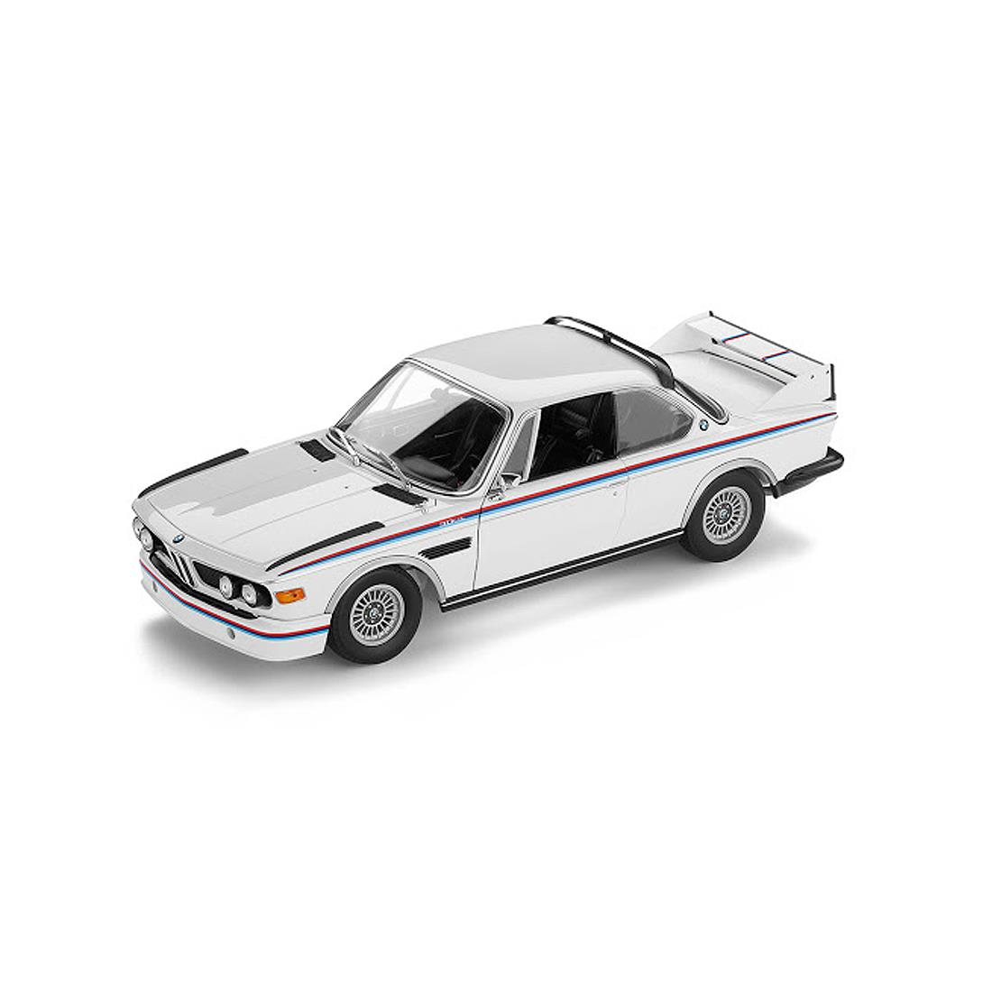 BMW 3.0 CSL Heritage Collection Miniature White
