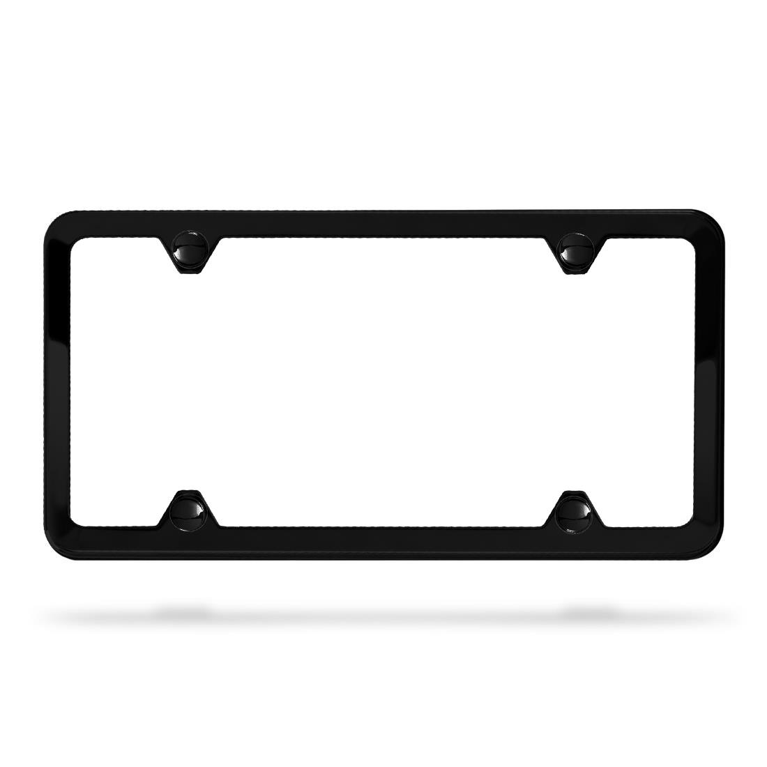 BMW Slimline license plate frame