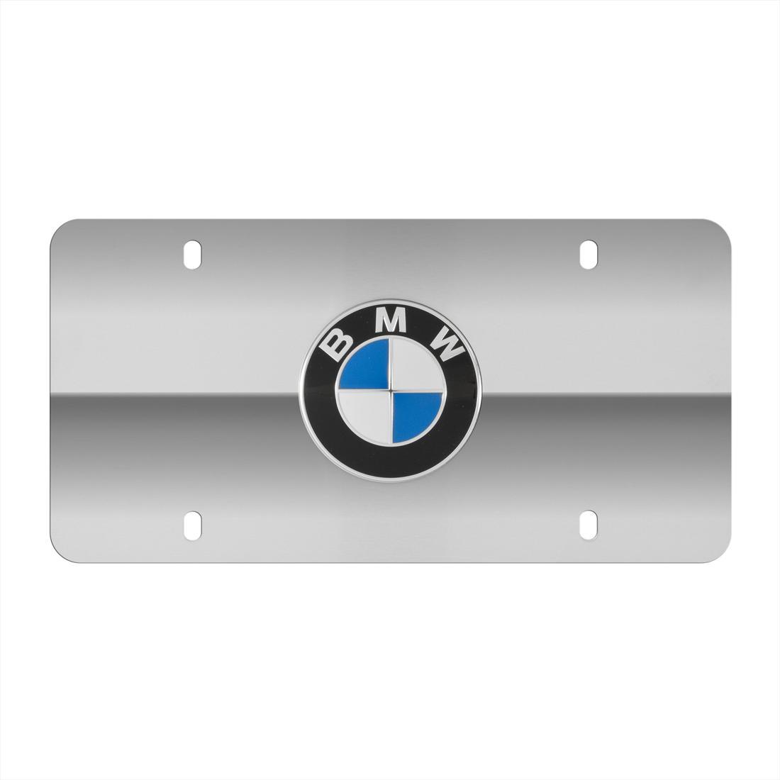 BMW Marque Plates