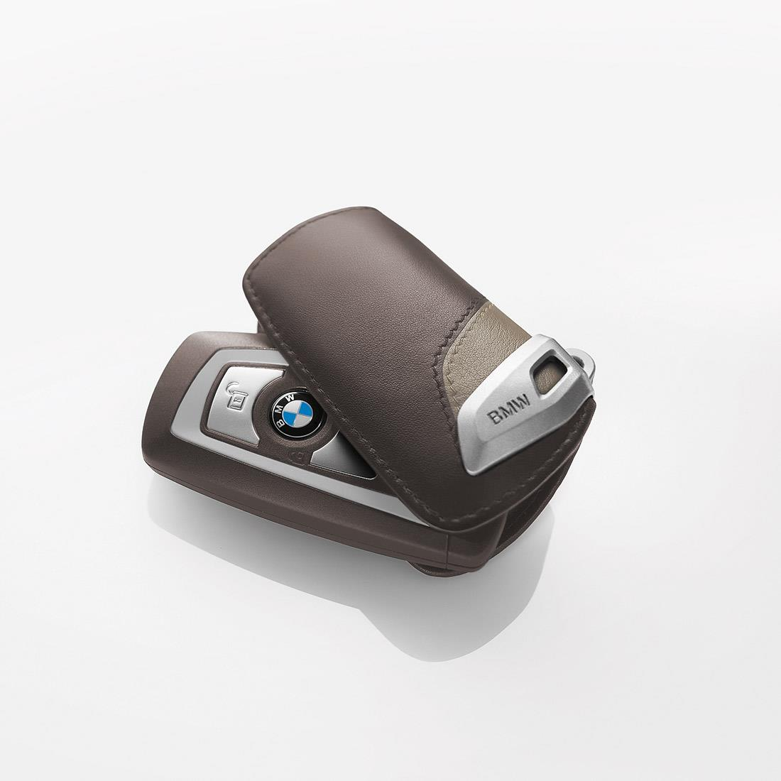 BMW Key Case - Modern Line