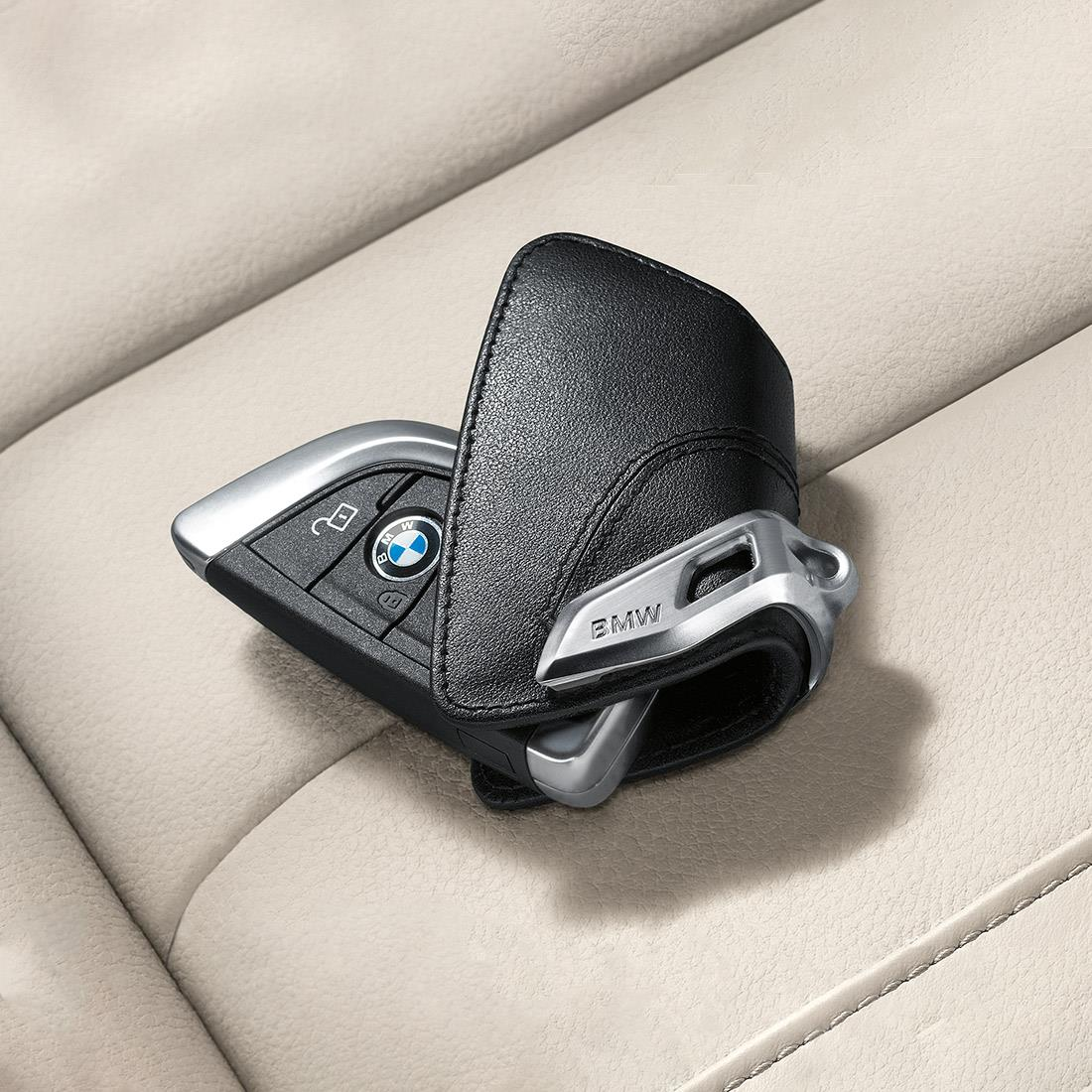 BMW Key Case - Black