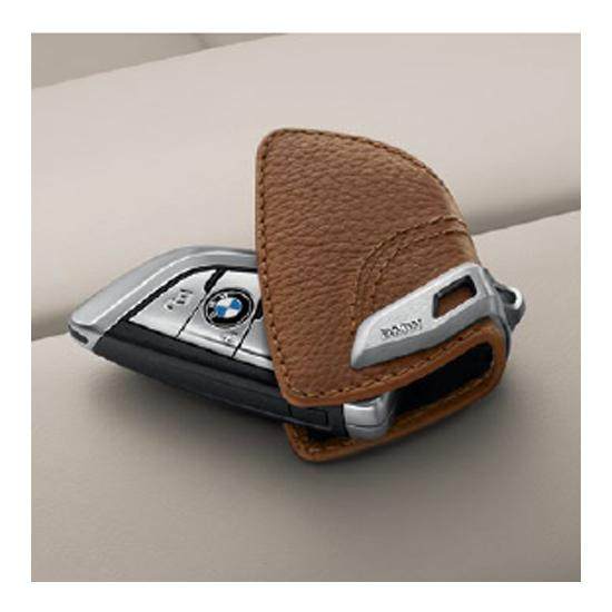 BMW Key Case-Brown