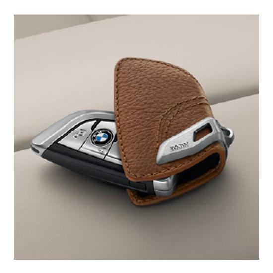 BMW Key Case-Brown