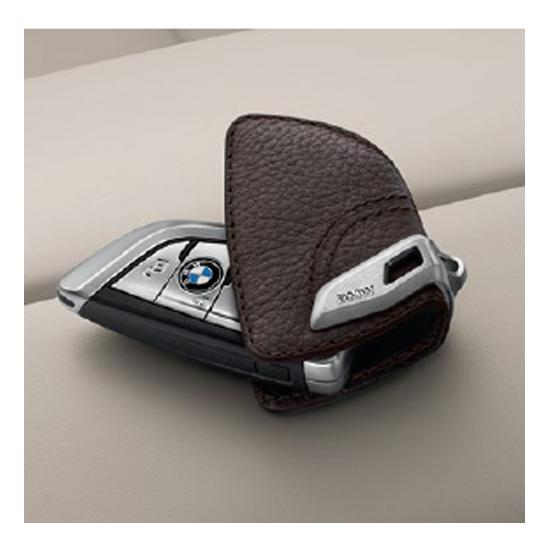 BMW Key Case-Mocha
