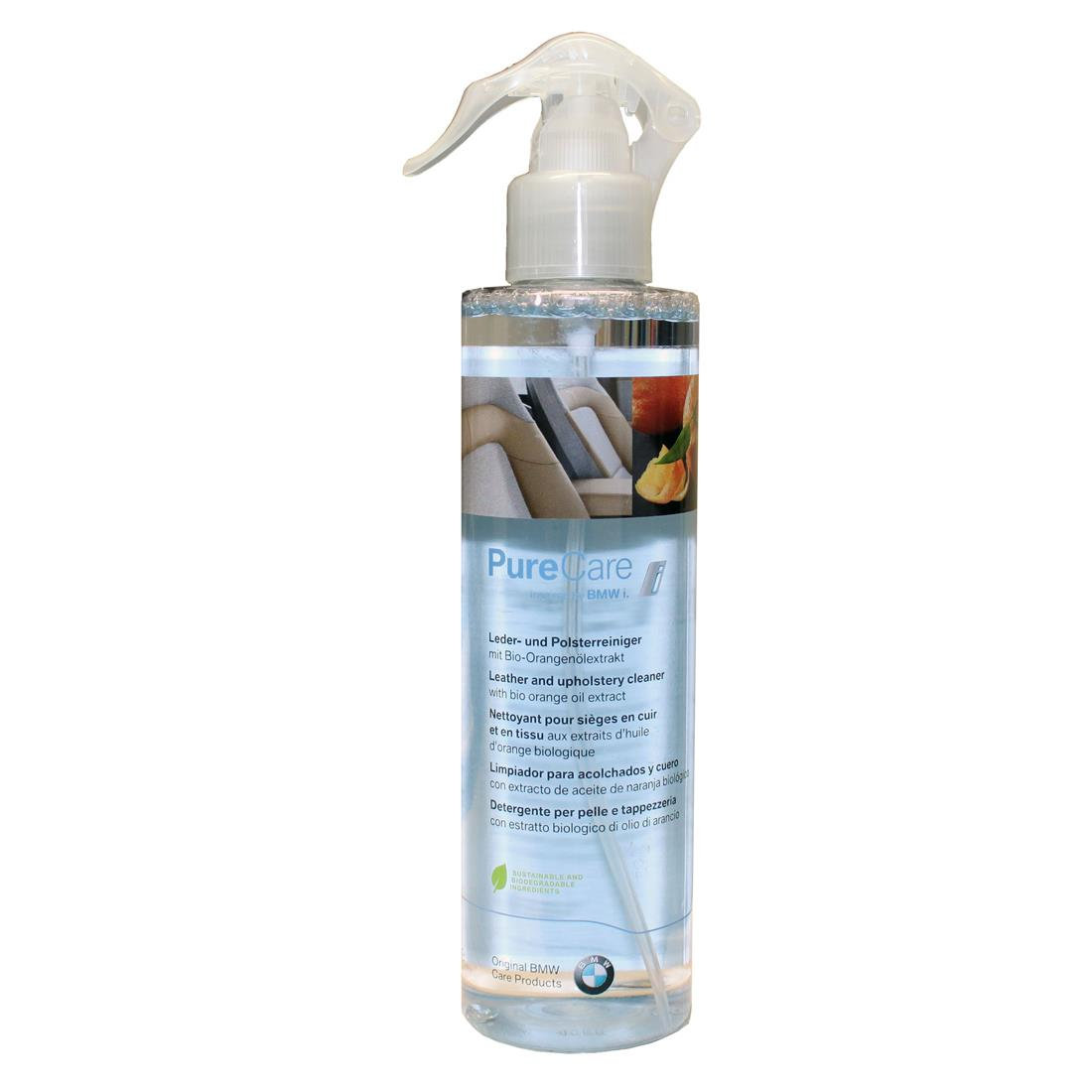 BMW PureCare Leather and Upholstery Cleaner