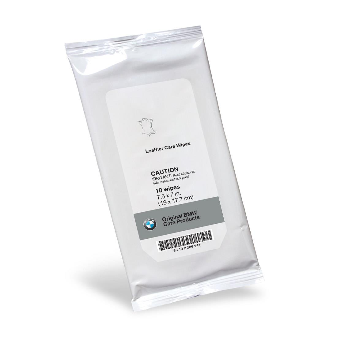 BMW Leather Cleaning Wipes