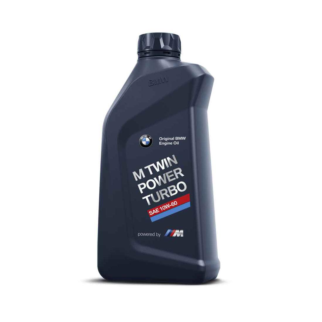 M TwinPower Turbo 10W-60 Engine Oil - 1 Liter