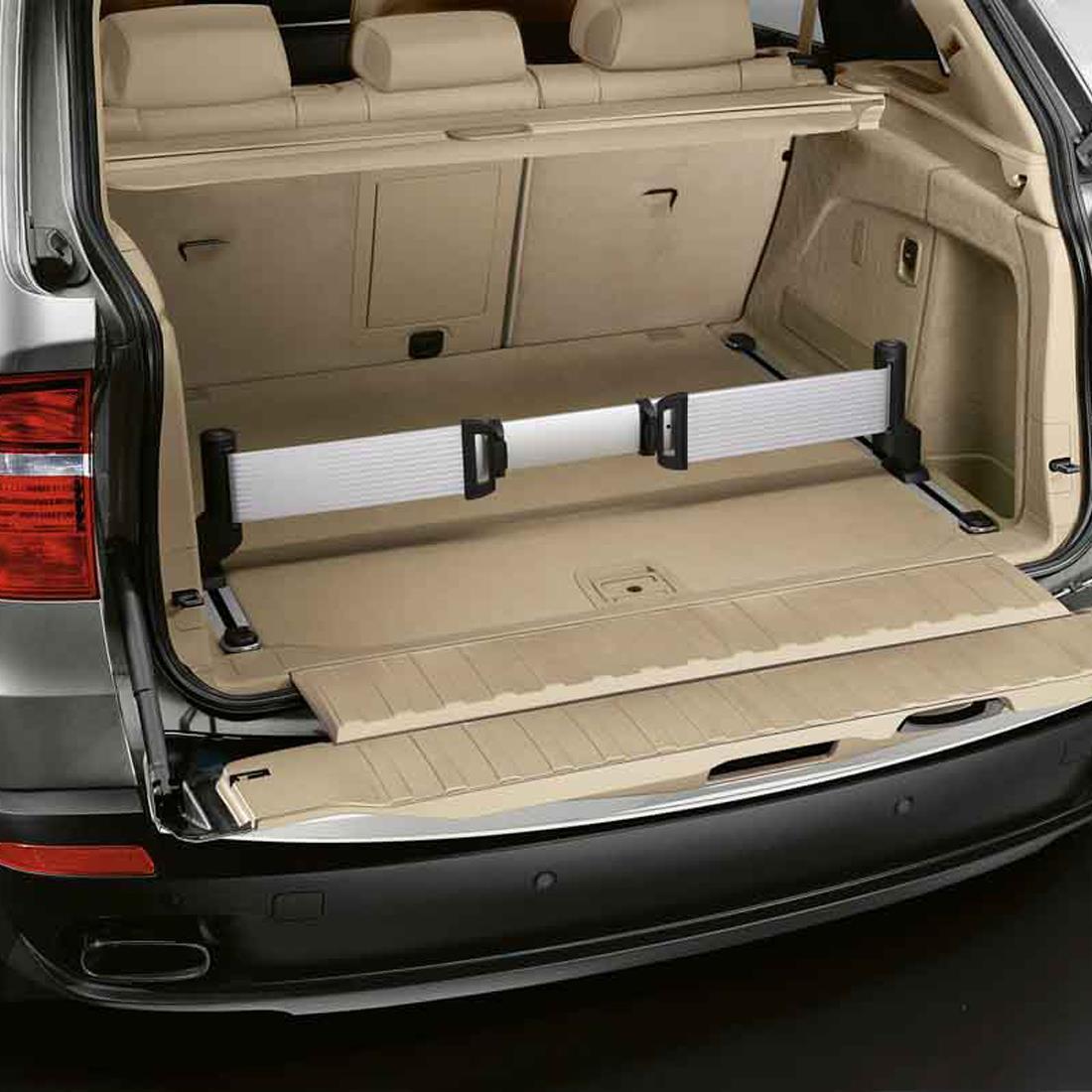BMW Trunk Railing Adaptive Fastening System
