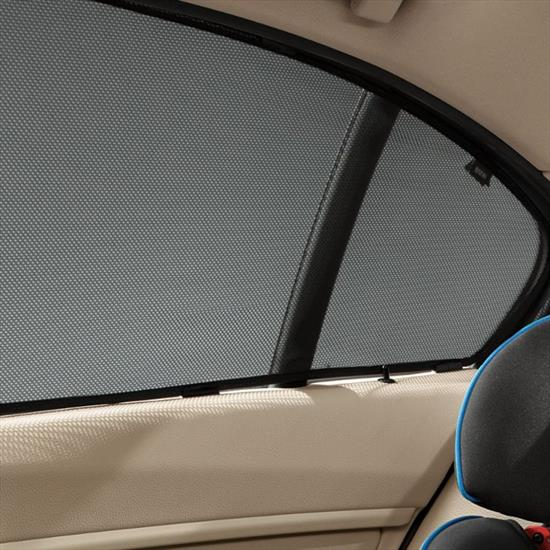 BMW Side Window Sun Shade