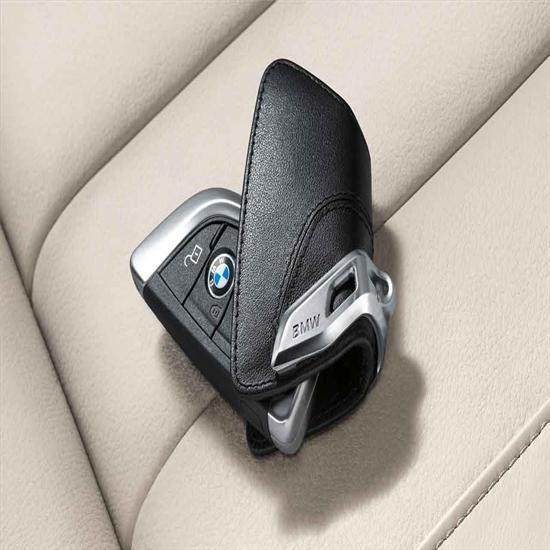 BMW Black Key Case for non display keys