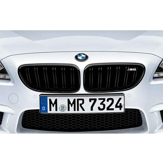 BMW Performance Black Kidney Grille for M6